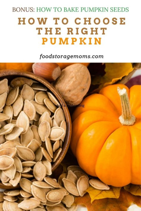 How To Choose The Right Pumpkin