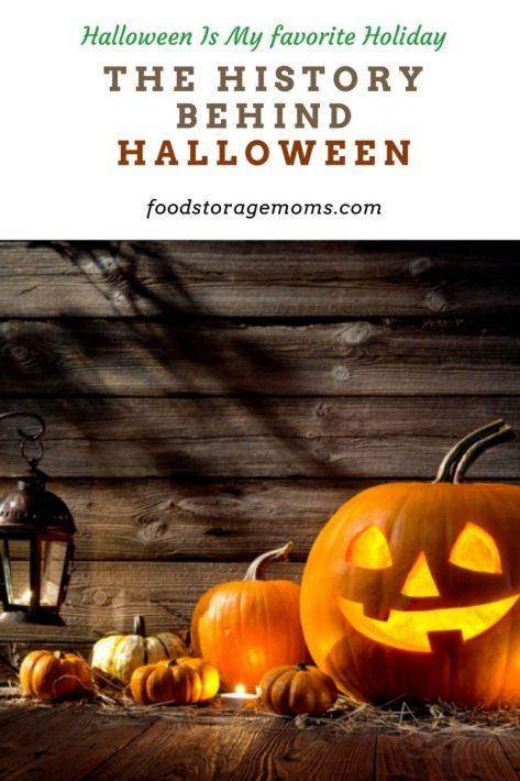 The History Behind Halloween